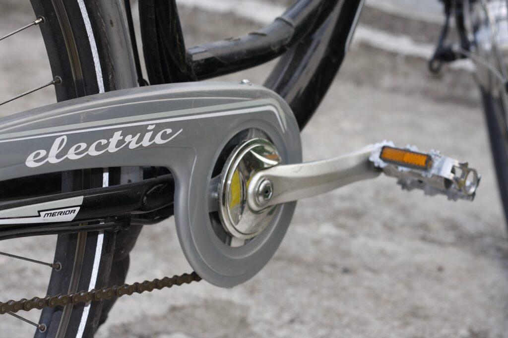 electric, bike, transport